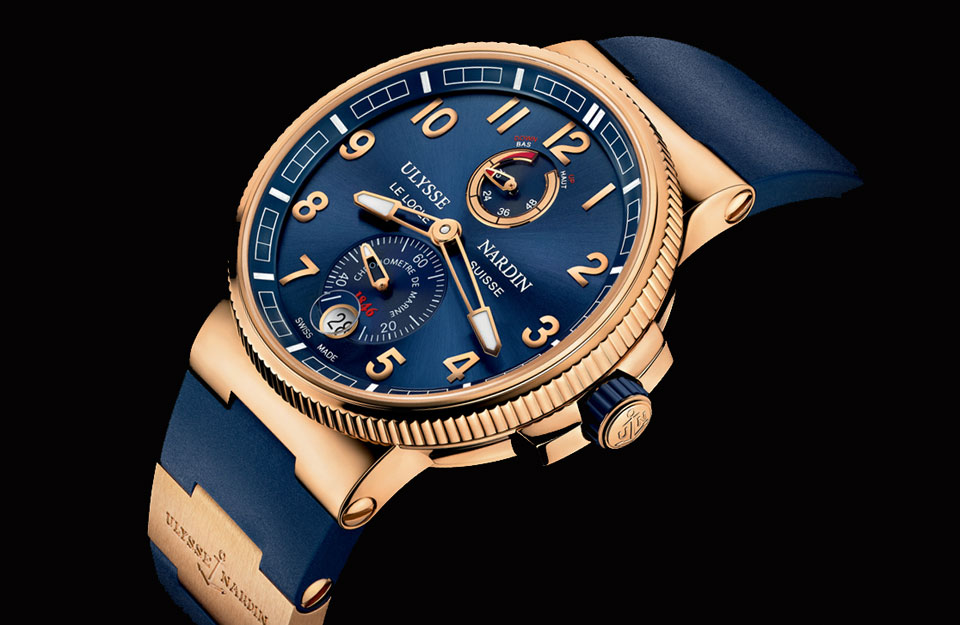 Часовой бренд ulysse nardin, каталог часов.